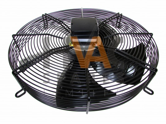 Generic 500mm Guard Mounted Fan 6 pole 230v Sucker
