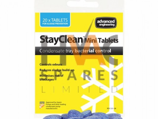 AE-StayClean Mini Tablets GB