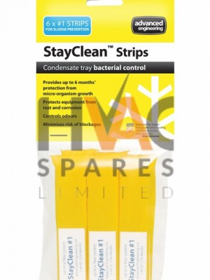 AE-StayClean Strips Size 1 GB